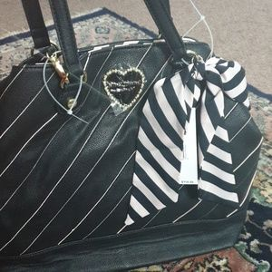 betsey Johnson tote!